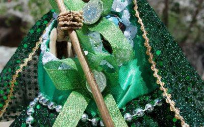 Niña Verde, The Green Aspect of Santa Muerte