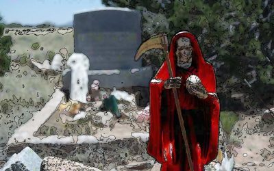 Niña Roja, the Red Aspect of Santa Muerte