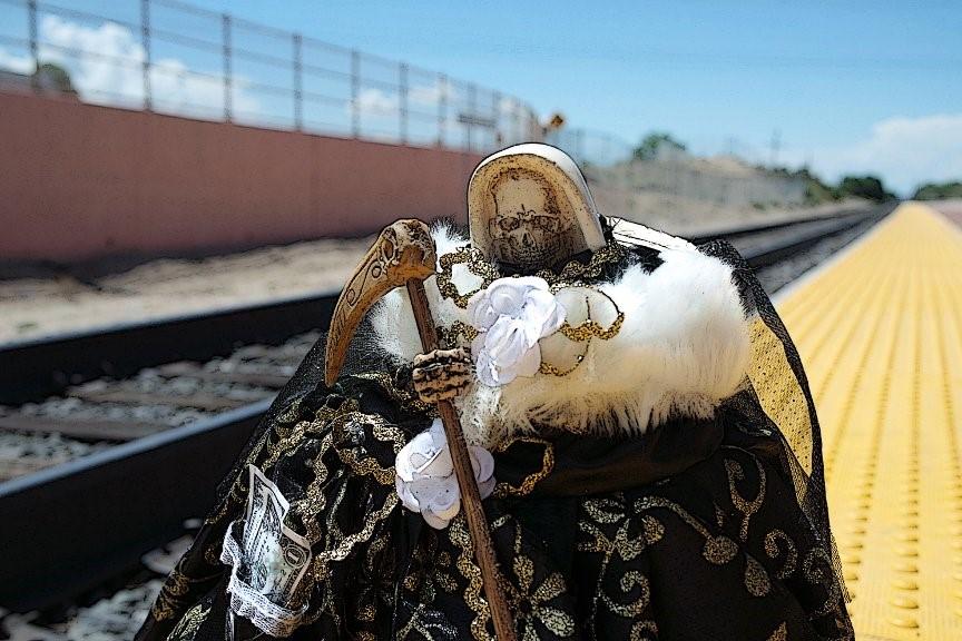 Niña Negra, the Black Aspect of Santa Muerte