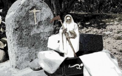 Niña Blanca, the White Aspect of Santa Muerte