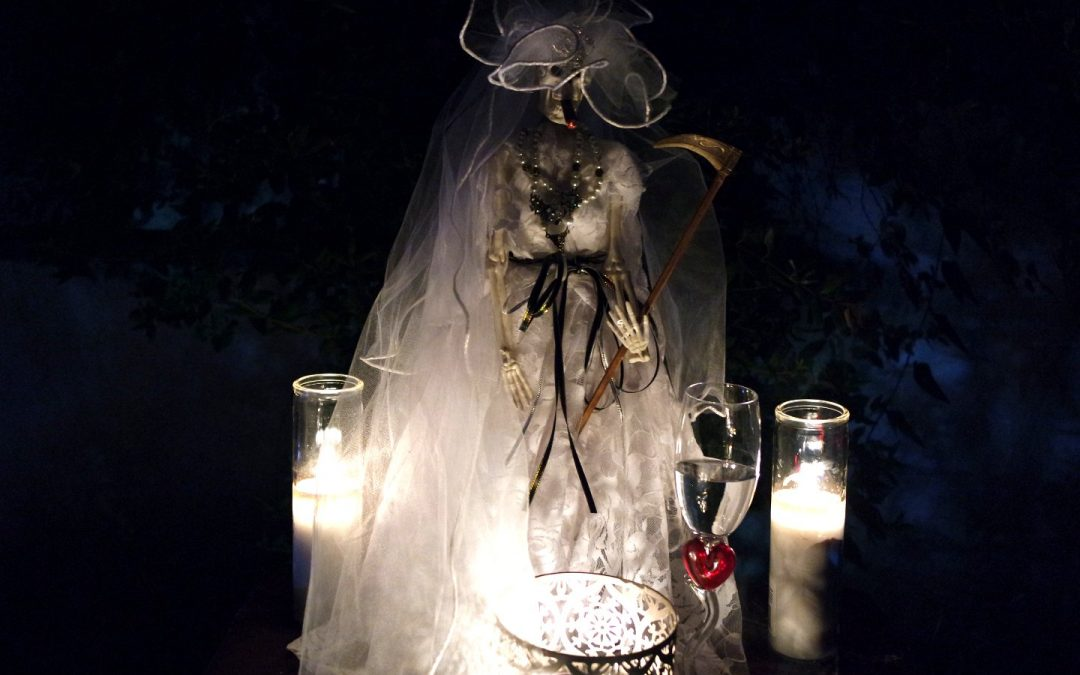 Easy Santa Muerte Emotional Freedom and Purification Spell