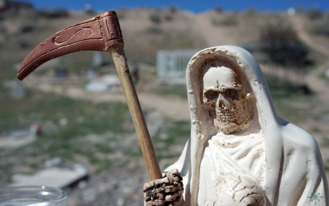 Daily Santa Muerte Prayer for Protection of the Family