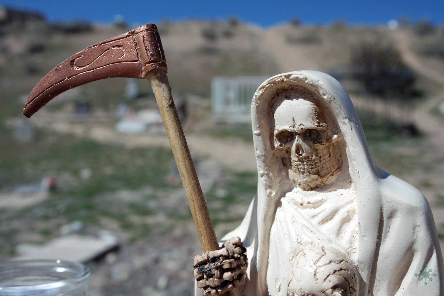 Niña Blanca, the White Aspect of Santa Muerte » Tracey Rollin