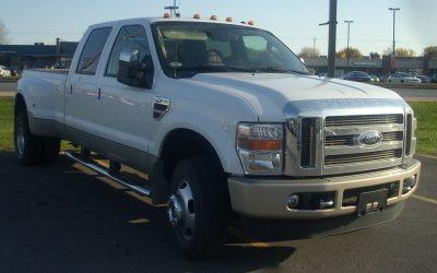 Santa Muerte Returns a Stolen Truck