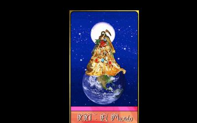Niña Dorada, The Gold Aspect of Santa Muerte